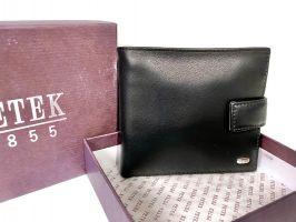 Портмоне мужское кожаное Petek 1717 A Black_0