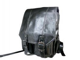 Рюкзак из эко-кожи NN 8808 Black_0