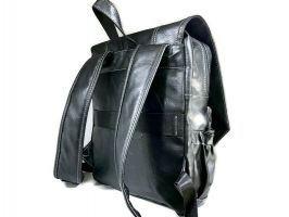 Рюкзак из эко-кожи NN 8808 Black_3