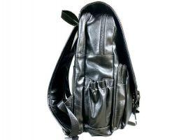 Рюкзак из эко-кожи NN 8808 Black_2