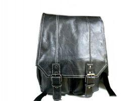 Рюкзак из эко-кожи NN 8808 Black_1