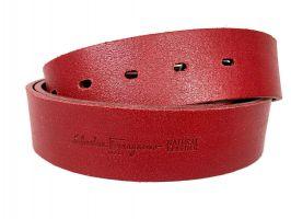 Ремень кожаный брендовый Salvatore Ferragamo 1494_4