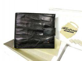 Кошелёк мужской кожаный ALBATROSS 3921B