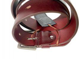 Ремень кожаный брендовый Philipp Plein 1505_3