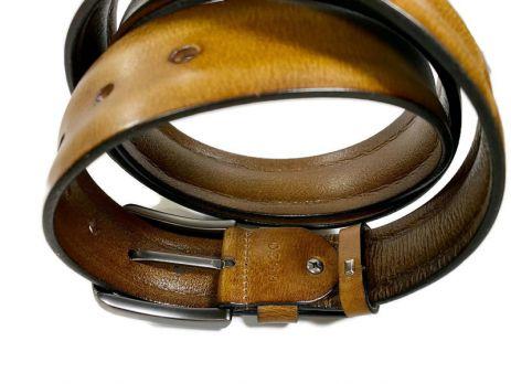 Ремень кожаный Премиум TG 1507