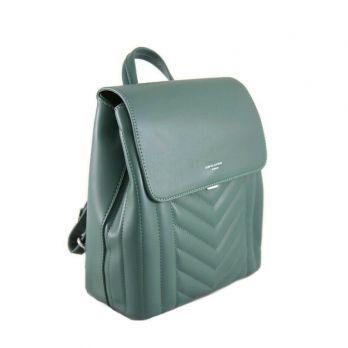 Рюкзак женский David Jones 6501-2 D.Green