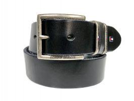 Кожаный брендовый ремень Tommy Hilfiger 1523_1