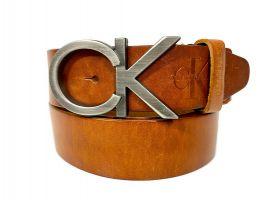 Ремень брендовый Calvin K jeans1527 brown