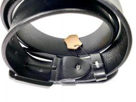 Ремень брендовый Armani 1531 black_3