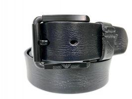 Ремень брендовый Armani 1531 black_1
