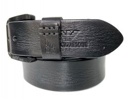 Ремень брендовый Armani 1531 black_2