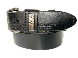 Ремень брендовый Calvin K jeans 1533 black_2