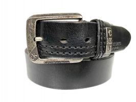 Ремень брендовый Calvin K jeans 1533 black_1
