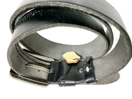 Ремень брендовый Calvin K jeans 1533 black