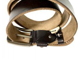 Ремень брендовый Ralph Lauren 1534 brown_3