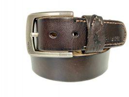 Ремень брендовый Ralph Lauren 1534 brown_1
