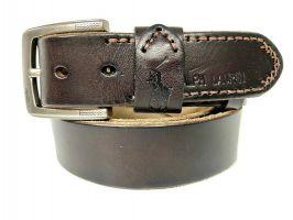 Ремень брендовый Ralph Lauren 1534 brown_0