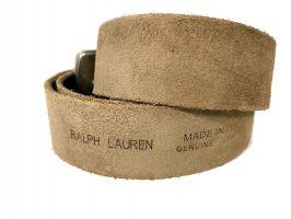 Ремень брендовый Ralph Lauren 1534 brown_4