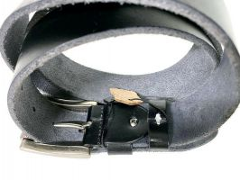 Ремень брендовый Calvin K jeans 1535 black_3