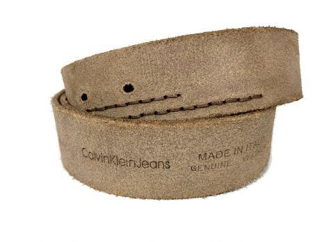 Ремень брендовый Calvin K jeans 1536 brown