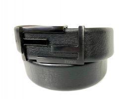 Ремень брендовый Fendi black 1540_8