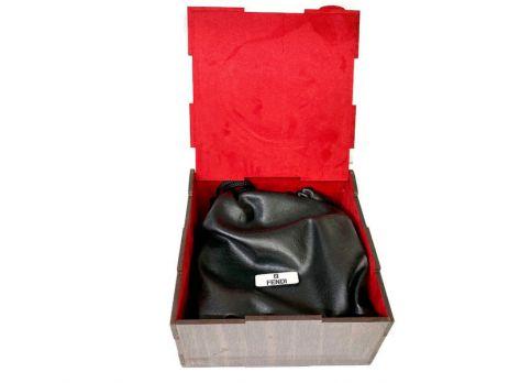 Ремень брендовый Fendi black 1540