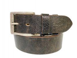 Ремень брендовый кожаный Wrangler 1543_2