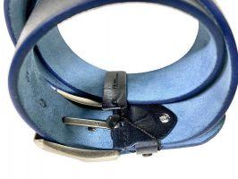 Ремень кожаный брендовый John richmond 1545_3