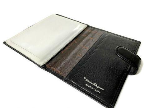 Обложка на паспорт и автодокументов Salvatore Ferragamo 8087 A