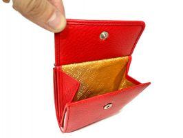 Кошелек женский кожаный Petek 8076 Red_2