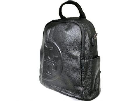 Рюкзак женский кожаный Tory Burch 8088 Black