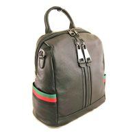 Рюкзак женский кожаный NN 1101 Black