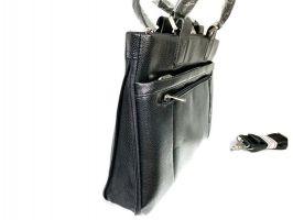 Мужская Портфель-сумка Pieer Deni 624-7721770 Black_2