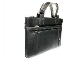 Мужская Портфель-сумка Pieer Deni 624-7721770 Black_1