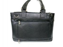 Мужская Портфель-сумка Pieer Deni 624-7721770 Black_3