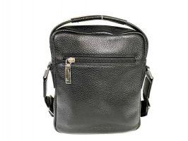 Мужская кожаная сумка Heanbag 409-2H black_3