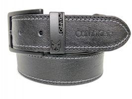 Ремень кожаный Ck jeans 1622_2
