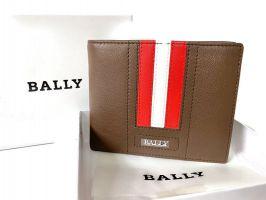 Кошелек кожаный Bally 8871 brown
