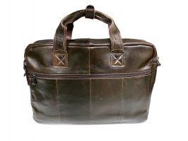 Портфель мужской кожаный Fuzhiniao 66601 brown_2