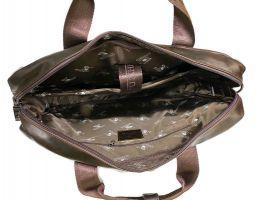 Портфель мужской кожаный Fuzhiniao 66601 brown_3