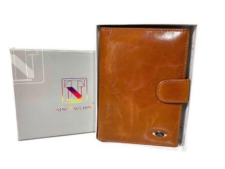 Обложка кожаная на паспорт и автодокументы Nino Tacchini L1220Y