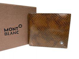 Портмоне мужской кожаный Mont blanc 323-3_0