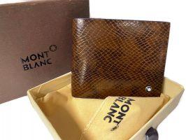 Портмоне мужской кожаный Mont blanc 323-3_2