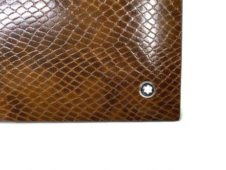 Портмоне мужской кожаный Mont blanc 323-3