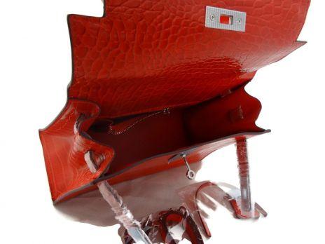 Сумка женская Hermes Kelly 6628 Red