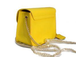 Сумка женская брендовая Furla 053 Yellow_1
