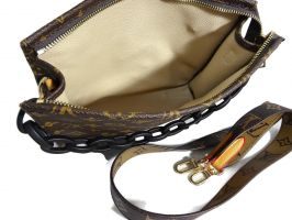 Женская сумка-клатч Louis Vuitton 0515 brown_2