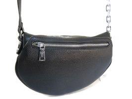 Сумка женская кросс-боди Balenciaga 018 Black_1
