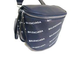 Сумка женская кросс-боди Balenciaga 322 Blue_0