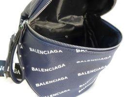 Сумка женская кросс-боди Balenciaga 322 Blue_2